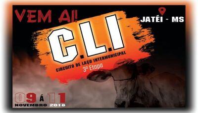 JATEÍ recebe neste final de semana a 3ª Etapa do Circuito de Laço Intermunicipal