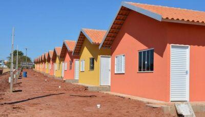 Governador inaugura as casas do Jardim Ipê