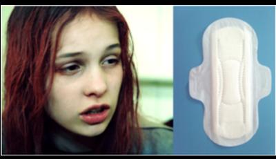 """Adolescentes estão bebendo água de absorvente fervido para ficarem """"alucinados"""""""