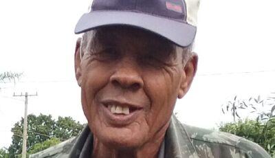 NOTA DE FALECIMENTO: Faleceu na manhã desta quinta-feira, Joaquim Ferreira, sepultamento nesta sexta
