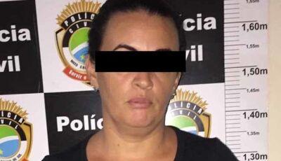 Mulher presa pela Polícia Civil disse que vendia drogas para pagar exames do filho