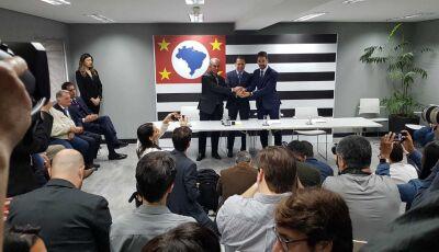 Reinaldo Azambuja manifesta apoio à Agenda Brasil e diz que tem pressa em ver o País crescer