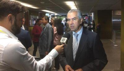 Com R$ 169 milhões garantidos para MS, Reinaldo Azambuja vai se reunir com Bolsonaro no dia 14