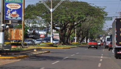 Estado do MS vai investir R$ 10,4 milhões para revitalizar avenida Hayel Bon Faker em Dourados