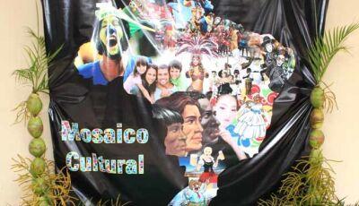 Escola Reino do Saber destaca diversidade na Mostra Cultural em Fátima do Sul