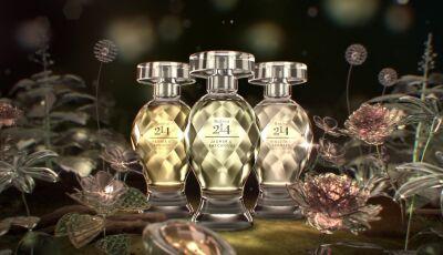 O Boticário apresenta Botica 214, combinações surpreendentes de ingredientes nobres da perfumaria