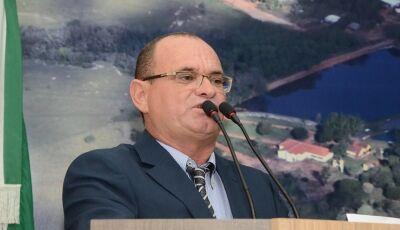 Novo presidente da Câmara fala de projetos e compromissos com a população em Jateí