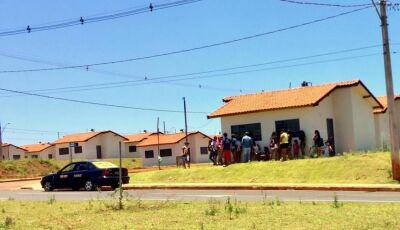 Governador é esperado para a inauguração de 313 casas