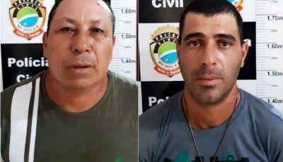 Jateiense e parceiro de Naviraí são presos com super maconha pelo DOF