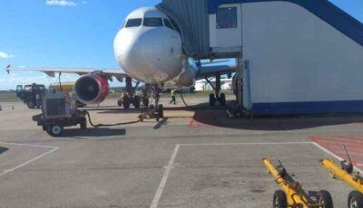 VÍDEO: Campo-grandenses relatam momento de tensão em voo que sofreu pane elétrica
