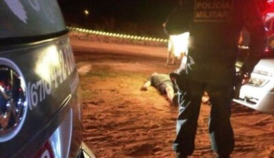 Policial disparou de 4 à 6 tiros em empresário, o mesmo cometeu suicídio em seguida em IVINHEMA