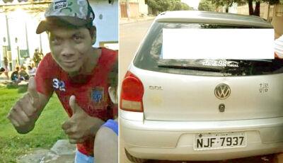 Rapaz pega carro da família para 'festar' e desaparece em MS