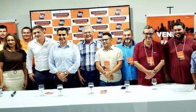 Por aclamação, Lucas de Lima deputado eleito, vai presidir o SD na Capital
