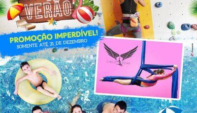 Férias de janeiro estão chegando e o Campo Belo Resort preparou uma promoção especial, CONFIRA