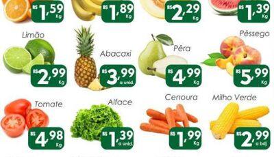 Imperdível a QUARTA VERDE do Mercado Julifran, confira as ofertas em Fátima do Sul