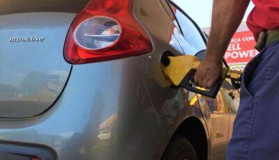 Preço da gasolina despenca e valor do litro em Dourados é menor entre cidades pesquisadas pela ANP