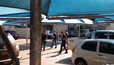 Três vereadores são presos em ação da polícia e Ministério Público