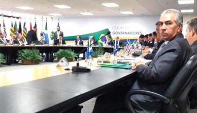Documento entregue por Reinaldo Azambuja a Sérgio Moro tem 21 propostas para segurança do País