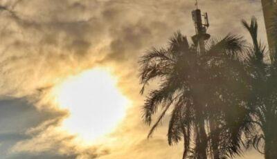 Ivinhema é o terceiro município mais quente do País