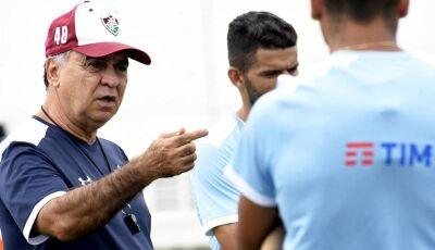Ataque do Fluminense não funciona e equipe tem final de temporada melancólico