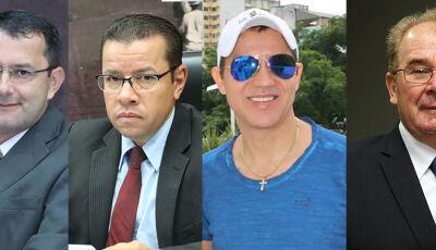 Polícia e Ministério Público prende vereadores Idenor, Pedro Pepa e Cirilo Ramão em Dourados