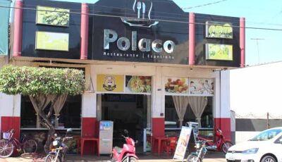 Polaco Restaurante de Fátima do Sul está em clima de festa de final de ano