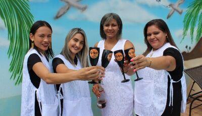 Confira as FOTOS da inauguração do SPA da Beleza em Fátima do Sul