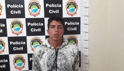 Acusado de matar namorada e filha de um mês é encontrado morto na PED em Dourados
