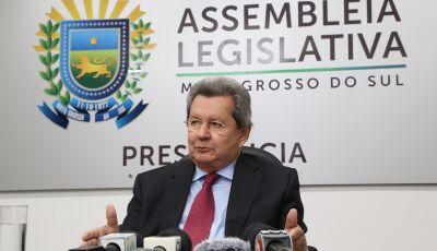 Onevan mantém candidatura à presidência da Assembleia Legislativa