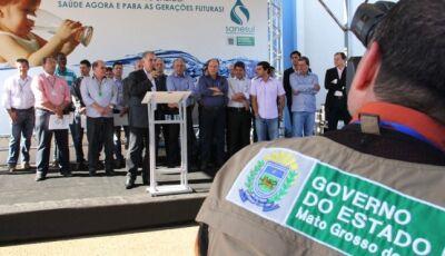 Reinaldo entregará veículos e máquinas para 44 municípios, na lista estão Fátima do Sul e Vicentina