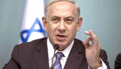 """Netanyahu chama Brasil de """"grande potência"""" e fala em estreitar laços"""