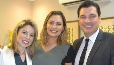Michele Bolsonaro passa por tratamento na pele um mês antes da posse presidencial