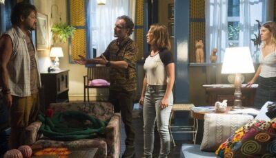 'O sétimo guardião': Nicolau descobre que Diana luta karatê e fica em choque