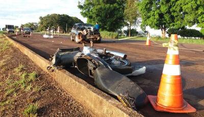 Motorista envolvido em acidente com morte estava bêbado, sem CNH