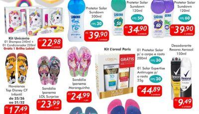 Confira algumas ofertas que vão de 04 ao 12 janeiro no Mercado Julifran em Fátima do Sul