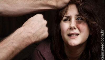 Jovem agride namorada com socos, corta cabelo da vítima e ainda a ameaça de morte; autor foi detido