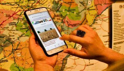 Aplicativos e serviços digitais colocam Governo na palma da mão dos cidadãos em MS