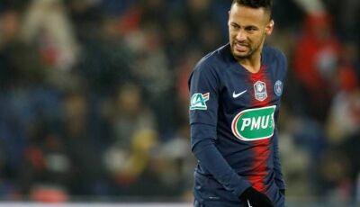 Neymar desabafa após lesão: 'Que seja a tua vontade, Deus'