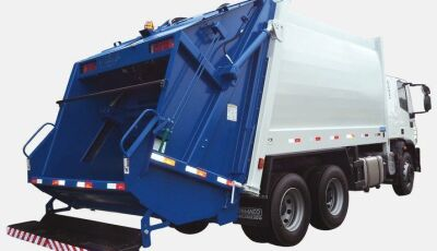 Funasa garante recursos para compra de Caminhão Compactador de Lixo para Jatei