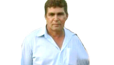 Vicentina se despede do leiteiro Vivaldo vitima de acidente de trânsito