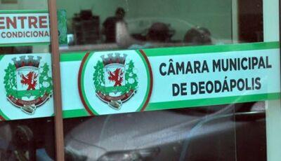 MPE pede para Câmara criar CPI um dia depois de vereador protocolar pedido em Deodápolis