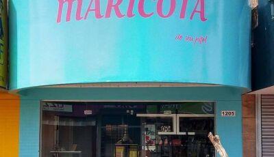 Fátima do Sul: Maricota um lugar repleto de calçados, bolsas, maquiagens, reinauguração neste sábado