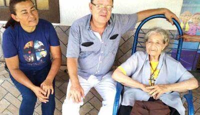 Lar do Idoso de Fátima do Sul acolhe ex freira na ILPI