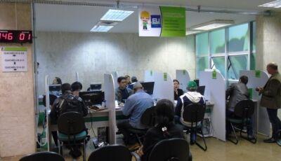 Ano começa com 69 vagas ofertadas pela Funtrab