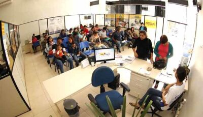 Casa do Trabalhador oferece 50 vagas de emprego em Dourados