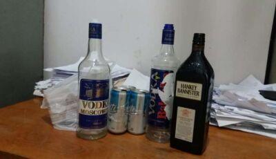 Festa com adolescentes e bebidas alcoólicas termina com 12 pessoas na delegacia