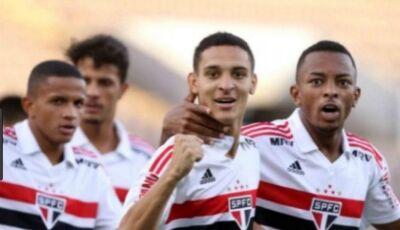 São Paulo e Vasco da Gama farão a final da Copa São Paulo
