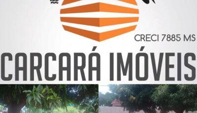 Terreno financiável de 450 M² no bairro Centro Educacional é com a Carcará Imóveis em Fátima do Sul