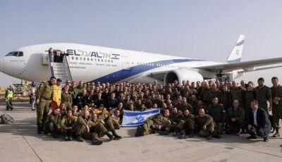 Israel envia tropa de 130 soldados para ajudar nas buscas em Brumadinho