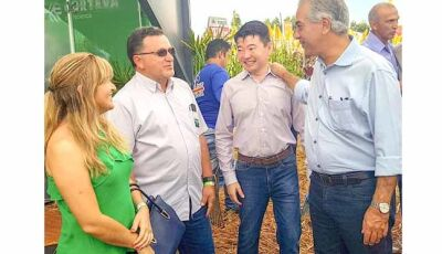 Com pesquisa, Brasil vai ocupar espaço na produção mundial, diz Reinaldo